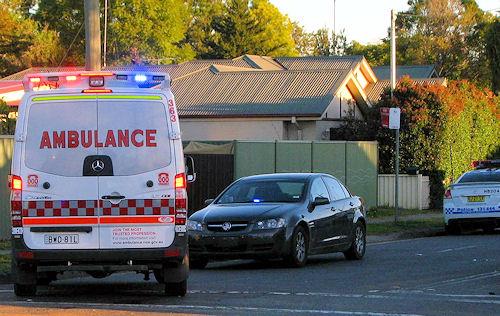 Apprehended violence order NSW